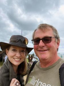 Caroline-and-Chris-at-the-Bowood-Country-Fair-2021
